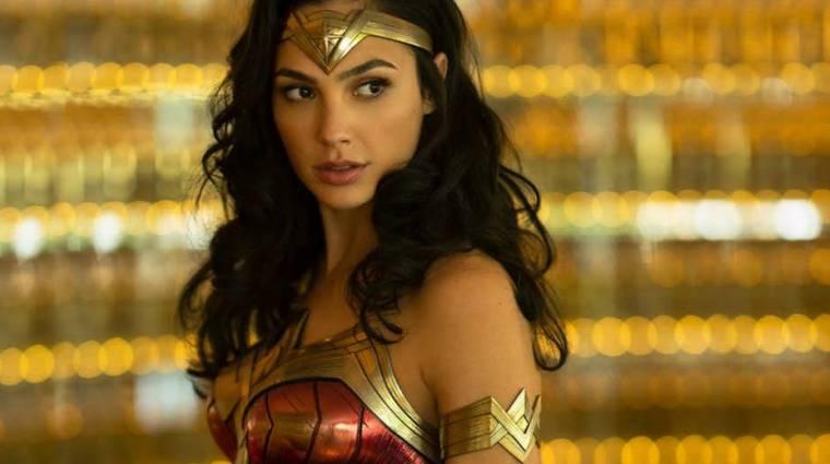 Wonder Woman 1984 - forgatási videók szivárogtak ki bevezetőkép