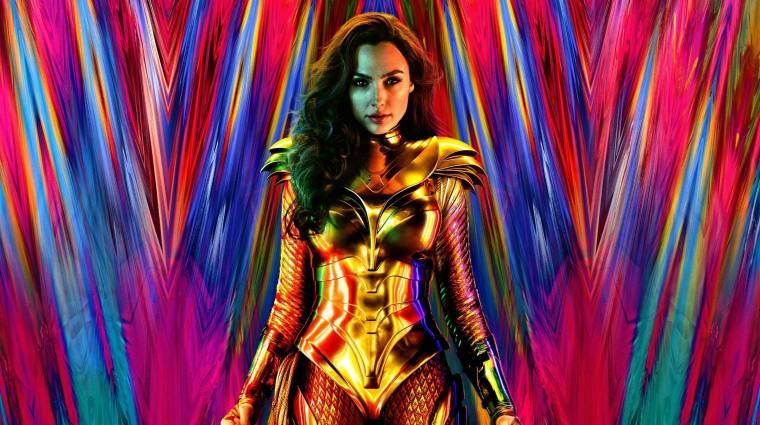 Wonder Woman 1984 - holnap érkezik az első előzetes, de egy teasert már most megnézhetünk bevezetőkép