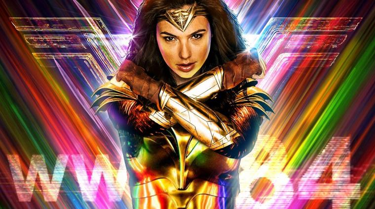 Látványos pillanatokkal jött az első magyar feliratos Wonder Woman 1984 előzetes bevezetőkép