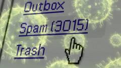 Nézd meg gyorsan, a te e-mail címed veszélyben van-e! kép