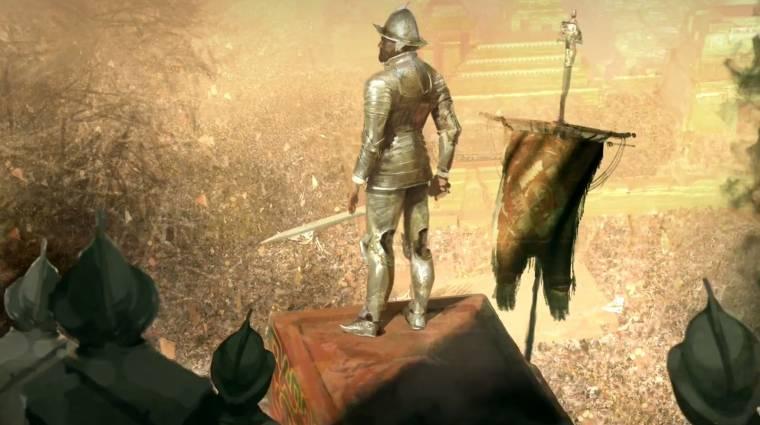 Age of Empires 4 - valószínűleg még ősszel belenézhetünk a játékmenetbe bevezetőkép