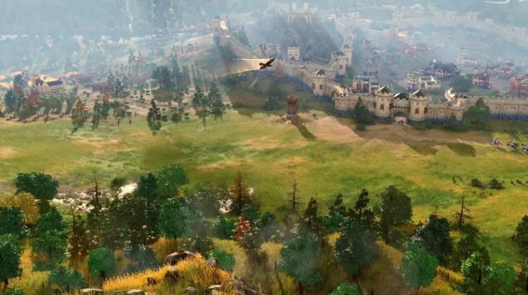 Age of Empires 4 - végre megmutatta magát a játékmenet bevezetőkép