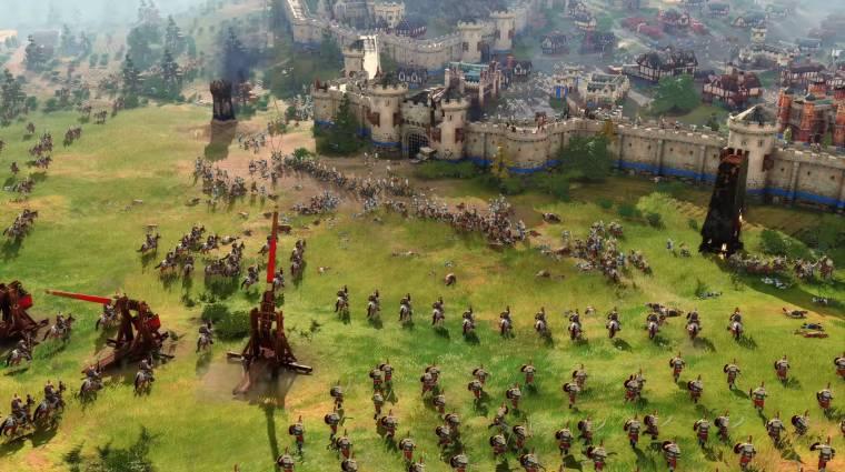 Age of Empires IV - így idomul a mai kor igényeihez a klasszikus RTS bevezetőkép