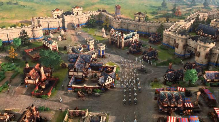 Age of Empires IV - nem lesznek mikrotranzakciók bevezetőkép