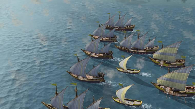 Dátumot hozott az Age of Empires 4 legújabb trailere bevezetőkép