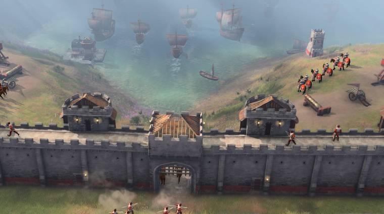 Új videón az Age of Empires IV tengeri csatái, nem mindenki elégedett bevezetőkép