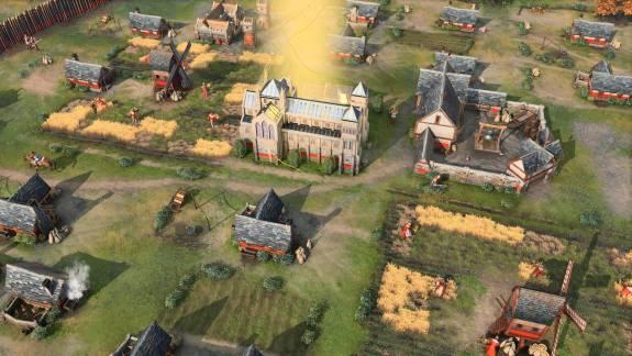 Egy több mint félórás meccset nézhetünk végig az Age of Empires IV-ből kép