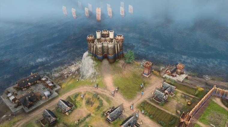 A hétvégén kipróbálható lesz az Age of Empires IV, te is segíthetsz, hogy jobb legyen bevezetőkép