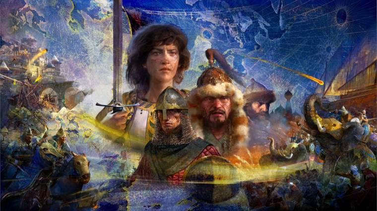 Frissült az Age of Empires IV gépigénye bevezetőkép
