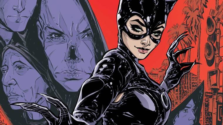 The Batman - már a Macskanő szerepére is találtak színészt bevezetőkép