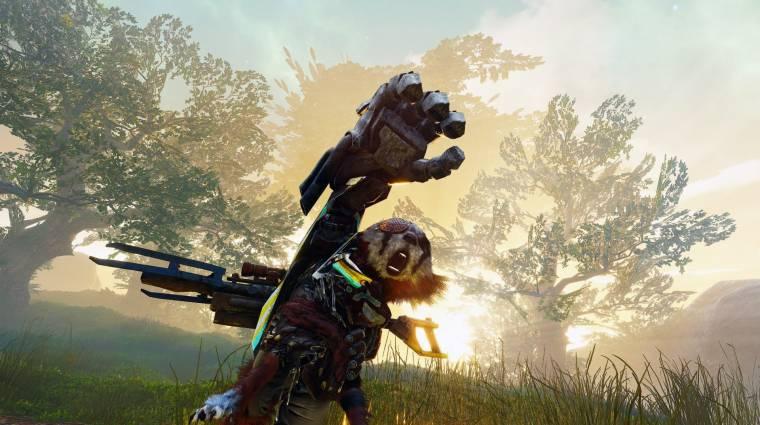 Gamescom 2019 - 20 percnyi gameplayt kaptunk a Biomutantból bevezetőkép