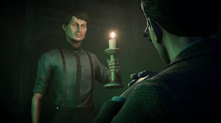 Black Mirror - izgalmas játékot ígér az új gameplay trailer bevezetőkép
