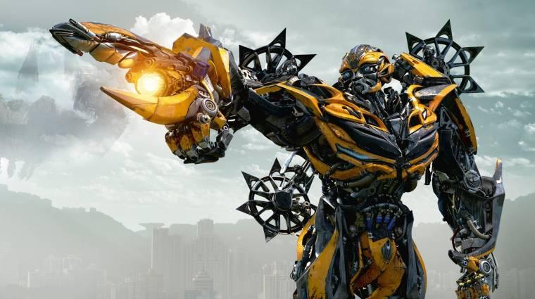 Megvan, ki rendezheti a következő Transformers-filmet, ami az ŰrDongó által kitaposott utat követné kép