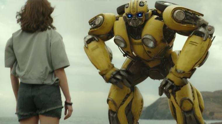 Bumblebee - itt az új Transformers film első előzetese! bevezetőkép