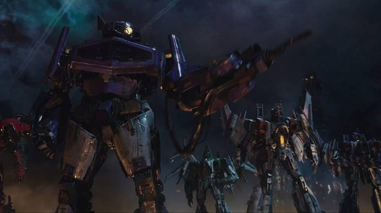 Egy animációs Transformers film is készül, Cybertron lesz a fő témája bevezetőkép