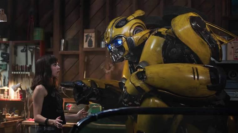 Az ŰrDongó hivatalosan is rebootolta a Transformers univerzumot bevezetőkép