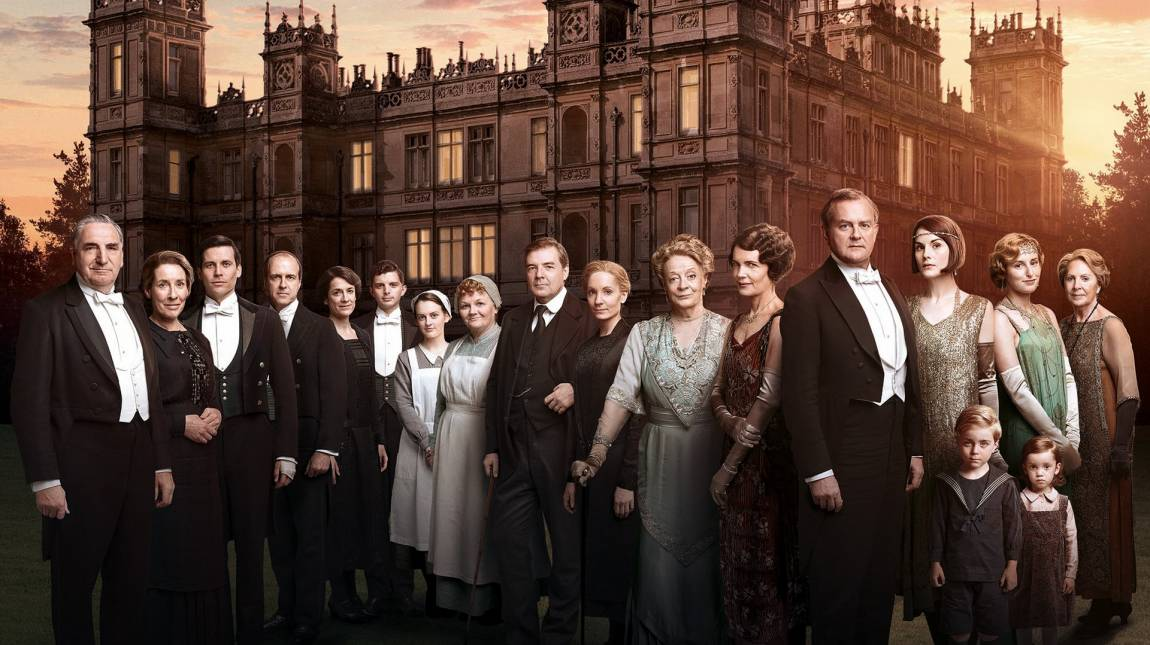 Downton Abbey - Sorozatkritika kép