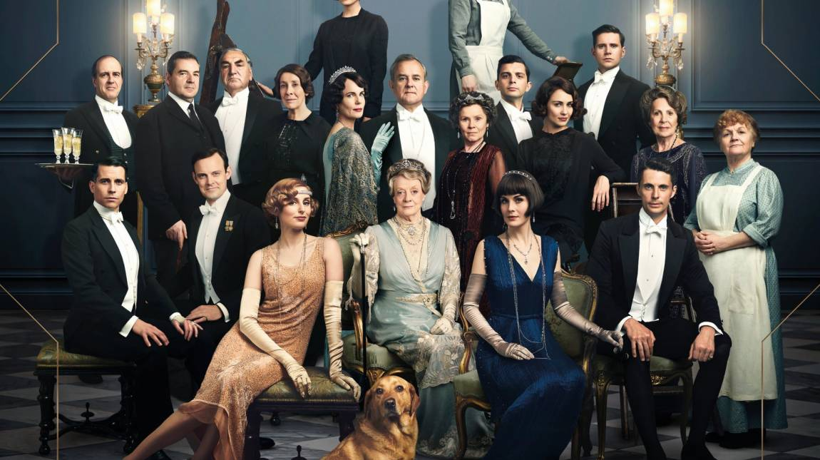 Downton Abbey - Kritika kép