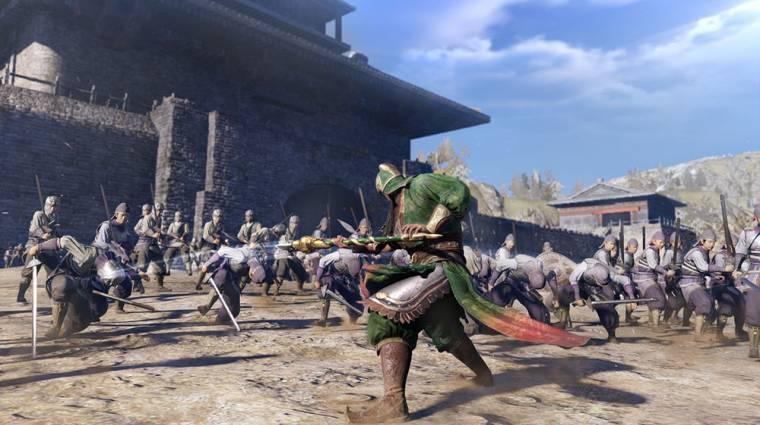 Minden platformra jön a Dynasty Warriors 9 Empires, még mobilos játék is készül bevezetőkép