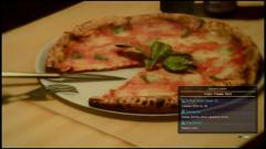 A Final Fantasy pizzát azonnal megkóstolnánk kép