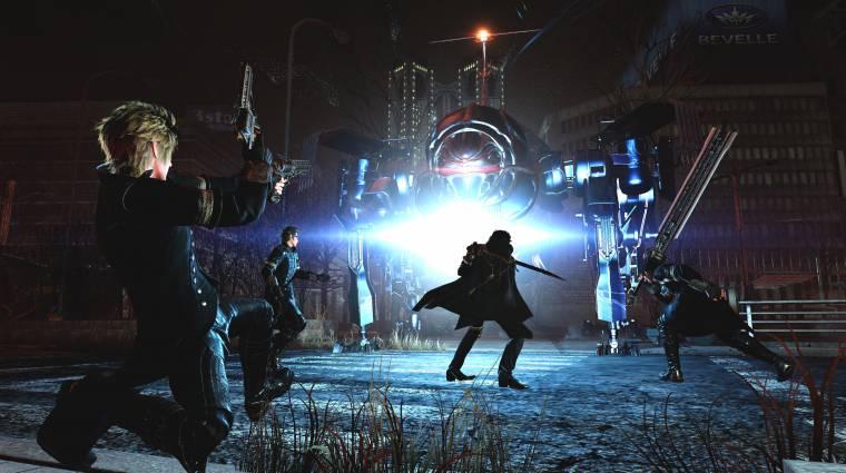 Final Fantasy XV: Windows Edition - új trailer mutatja be a Comrades módot bevezetőkép