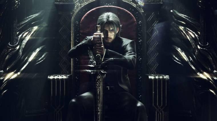 Final Fantasy XV: Windows Edition - valószínűleg kimarad a Denuvo bevezetőkép