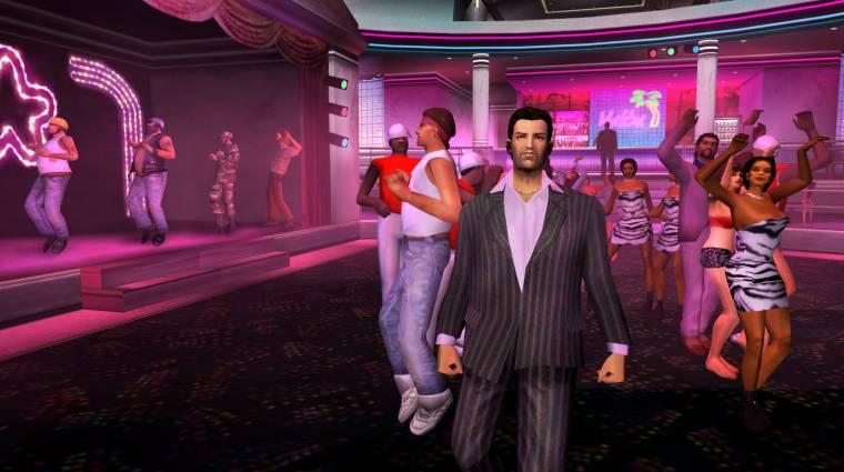 A Rockstar anyavállalata beperelte a csapatot, amelyik két klasszikus GTA-t is elhozott Switchre bevezetőkép