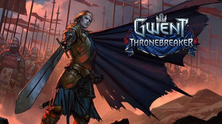Gwent - csúszik a Thronebreaker megjelenése bevezetőkép