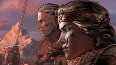 Thronebreaker: The Witcher Tales - itt van 37 percnyi játékmenetet kép