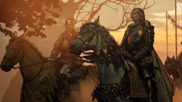 Thronebreaker: The Witcher Tales - már Steamen is elérhető bevezetőkép