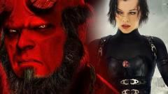 Milla Jovovich néz majd farkasszemet a címszereplővel a Hellboy rebootban kép
