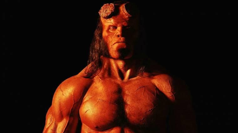 Megvan, hogy mikor jön az új Hellboy mozi kép