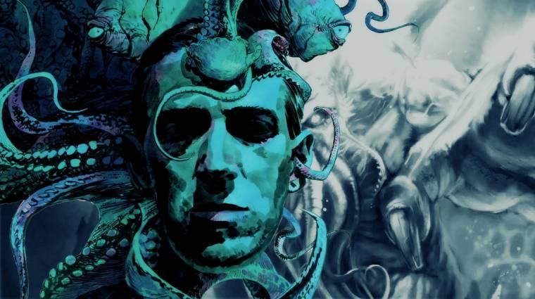 Ma 127 éves Lovecraft, a horror atyja - 5 novella, amit nem hagyhatsz ki tőle bevezetőkép