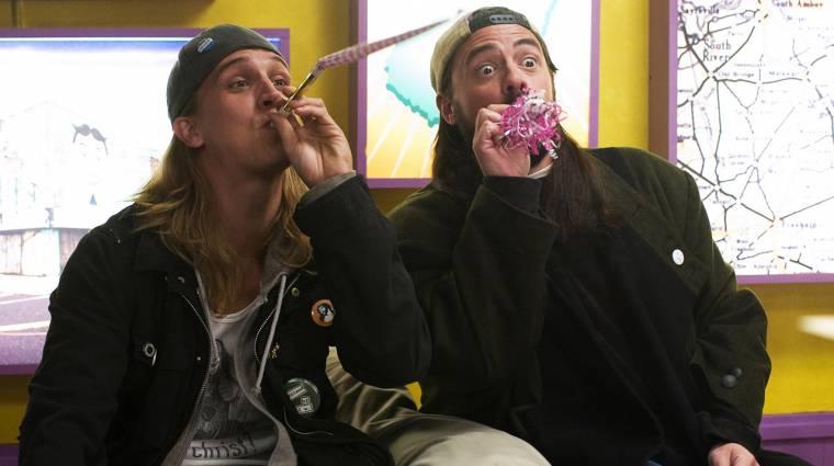 Összeállt a banda a Jay és Néma Bob reboot forgatására kép