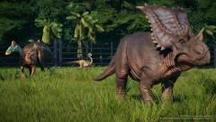 Jurassic World Evolution - már 1 millió példány fogyott, ennek fele PC-s kép