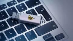 Lebukott az USB! kép