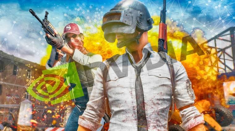 Gamescom 2017 - nagyot ment az Nvidia bevezetőkép