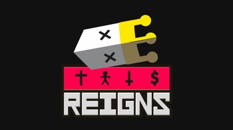 Reigns - asztali társasjáték készül a sikeres mobiljáték alapján bevezetőkép