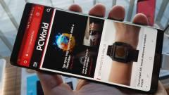Kipróbáltuk a Samsung Galaxy Note 8-at: szép, erős és drága visszatérés kép