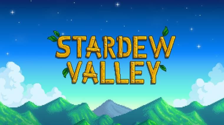 Átlépte a tízmillió eladott példányt a Stardew Valley bevezetőkép
