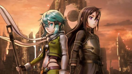 Sword Art Online: Fatal Bullet infódoboz