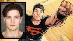 Megvan Superboy megformálója a Titans 2. évadjában kép