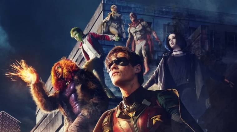 Bruce Wayne és Deathstroke is feltűnik a Titans következő évadának előzetesében kép