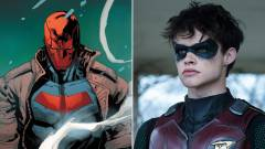 Újabb népszerű Batman-karaktereket, köztük Vörös sisakot is bemutatja a Titans folytatása kép