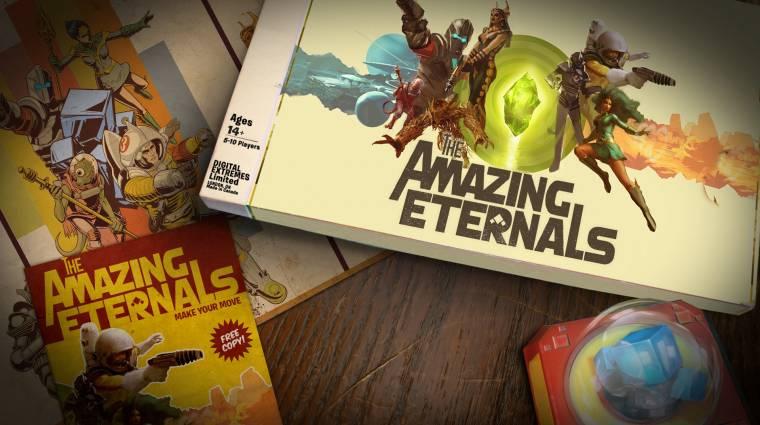 The Amazing Eternals - a Warframe fejlesztői is beszállnak a hero shooter témába bevezetőkép
