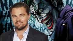 A Warner Bros. Leonardo DiCapriot szemelte ki az önálló Joker-film főszerepére? kép