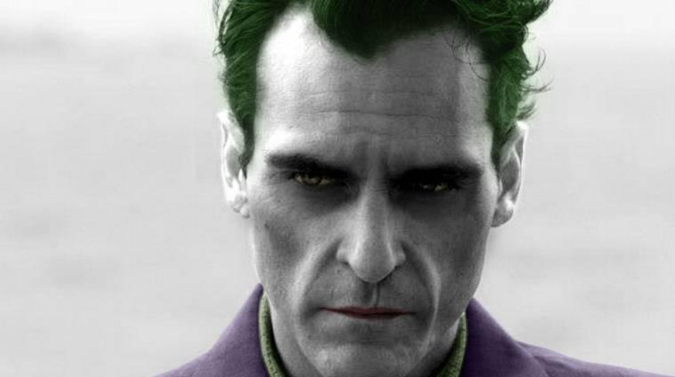 Eldőlt: Joaquin Phoenix lesz Joker kép