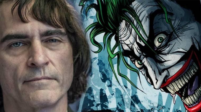 Fontos részletek derültek ki a Joker filmről kép