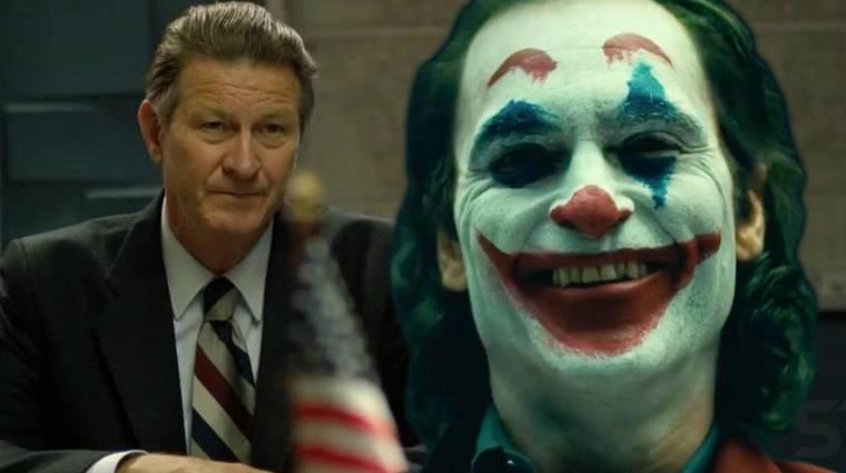 Joker - forgatási fotókon láthatjuk Thomas Wayne-t kép