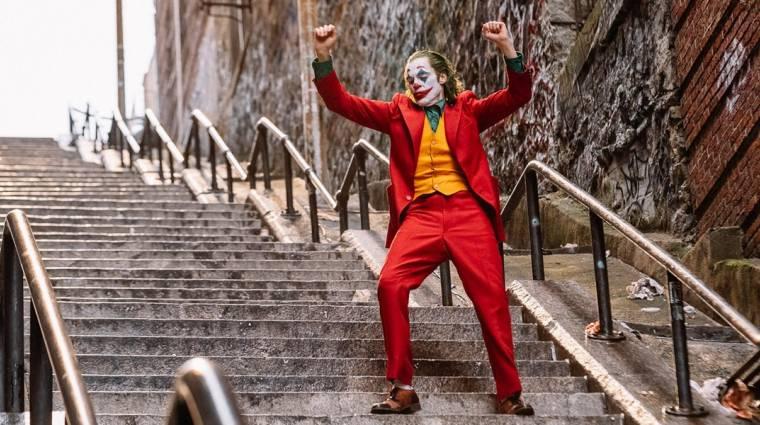 Joker - minden idők legtöbb pénzt hozó R-besorolású filmje lett bevezetőkép